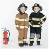 Fire Fighter Tan With Hat Medium
